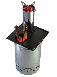 BBQ焚火缶t3.2SUSボディ
