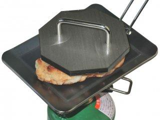 遊火パン肉プレス2kgヘビーセット