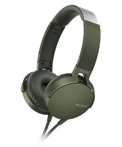 SONY ワイヤレスステレオヘッドセット MDR-XB550AP GCE(ツーリストモデル)