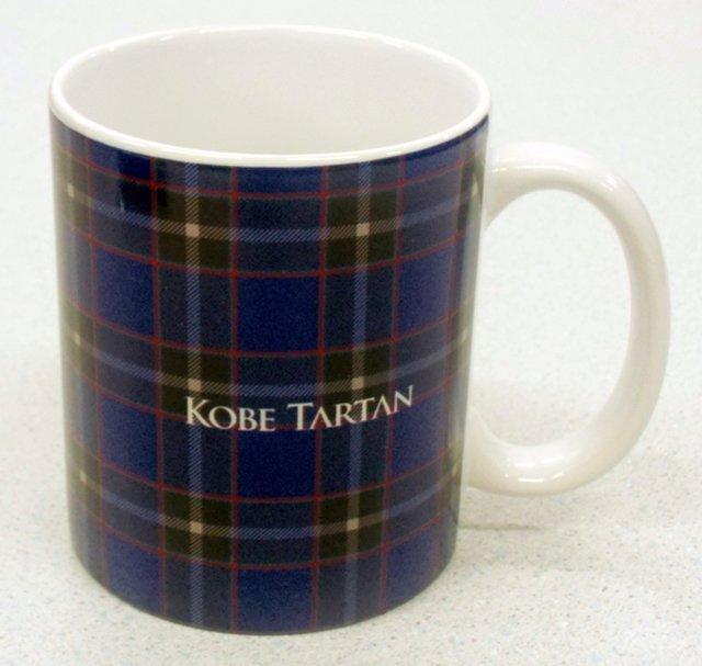 神戸タータン はた珈琲店 マグカップ&コーヒーバッグセット