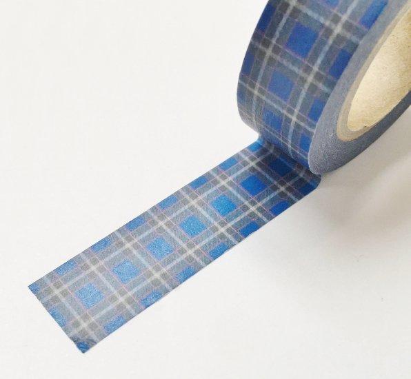 神戸タータンデザイン マスキングテープ