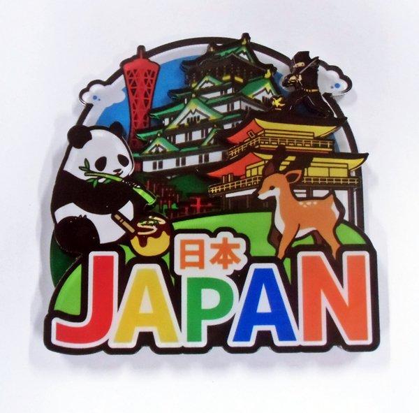 お土産品 マグネット JAPAN
