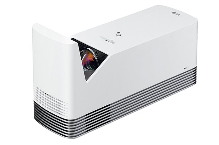 LG TruMotion フルHD 超短焦点 高性能レーザープロジェクター 100-240V対応 HF85LS