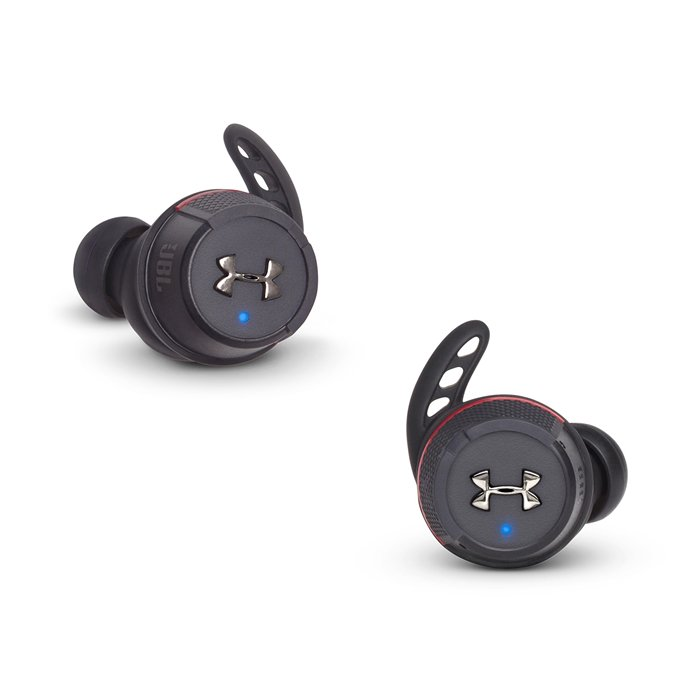 JBL 完全ワイヤレス スポーツヘッドホン Under Armour True Wireless Flash - Engineered by JBL