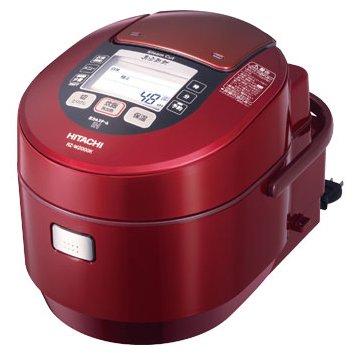 日立 圧力&スチームIH炊飯ジャー 極上炊き  RZ-W2000Y R(220V)
