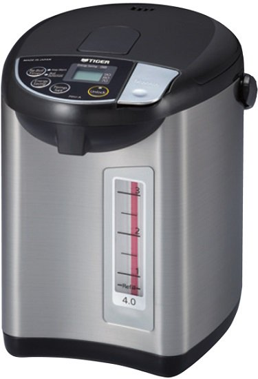 【220V仕様】 タイガー魔法瓶 海外向け 電気ポット 容量4リットル PDU-A40W