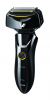 【海外対応 オートボルテージ方式】 IZUMI 電動シェーバー 往復式シェーバー 深剃りシリーズ 100-240V対応 ブラック FR-V658UJ