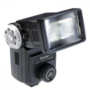 Vivitar 285HV フラッシュ for SLRカメラ