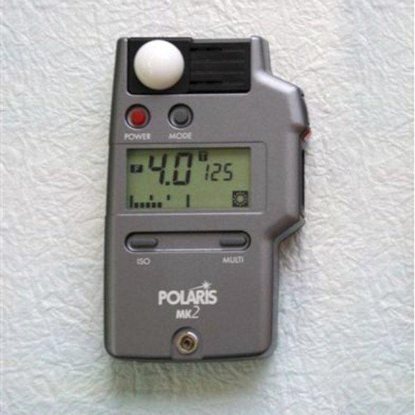 ポラリスフラッシュメーターMK2 (G)