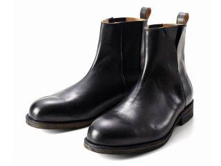 「受注生産商品」ブラインド サイドゴアブーツ(ブラック)