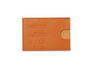 定期・カードケース ブラウン