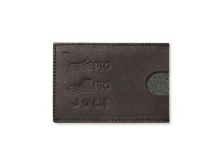 定期・カードケース  ブラック