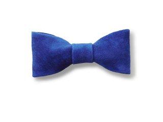 蝶ネクタイ ブルー
