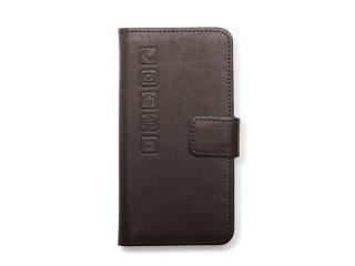 iphoneケース(6,6S,7,8用) ブラック