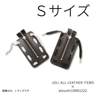 ×atsushi19901222  スターパラシュート Sサイズ ブラック