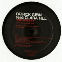 PATRICK GIBIN AKA TWICE / TIME GOES BY