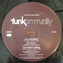 Funkommuity / Dandilion / Never Fading (USED)