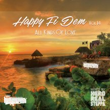 HUMAN CREST / Happy Fi Dem vol.14 - All Kinds Of Love - Mixed By Hero