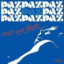 Paz / Paz Are Back -LP-