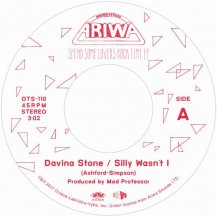 DAVINA STONE / MAD PROFESSOR SILLY WASN'T I / SWEET CHERRY -SPEND SOME LOVERS ROCK TIME EP- (プレオーダー)
