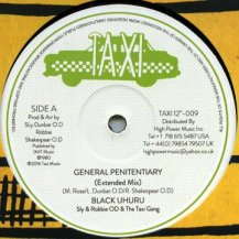 Black Uhuru / General Penitentiary (Extended Mix)