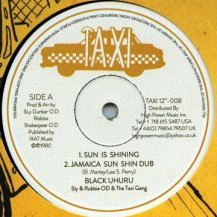 Black Uhuru / Sun Is Shinning