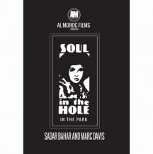SADAR BAHAR & MARC DAVIS / SOUL IN THE HOLE IN THE PARK (DVD-R)