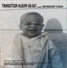 DJ JUS-ED / TRANSITION ALBUM -3LP-