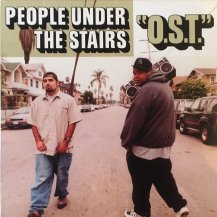 PEOPLE UNDER THE STAIRS / O.S.T. -2LP- (USED)