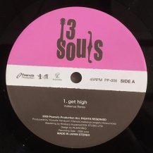 13SOULS / GET HIGH (USED)