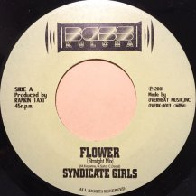 SYNDICATE GIRLS /FLOWER (USED)