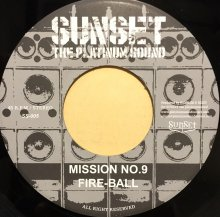 FIRE BALL / MISSION NO.9 (USED)