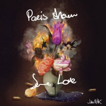 JOHN MILK / PARIS SHOW SOME LOVE -LP-