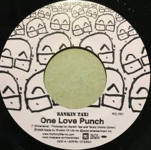 RANKIN TAXI / One Love Punch (USED)