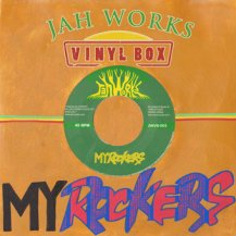 JAH WORKS / JAH WROKS VINYL BOX -My Rockers- 【4月10日発売】