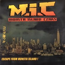MONSTER ISLAND CZARS / ESCAPE FROM MONSTA ISL -2LP- (USED)