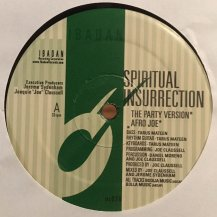 JOE CLAUSSELL / SPIRITUAL INSURRECTION MIXES (USED)