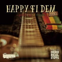 HUMAN CREST Mixed By HERO REALSTEPPA / Happy fi Dem Vol.16