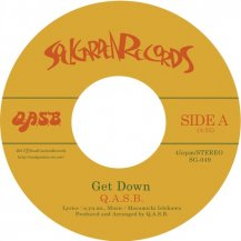 Q.A.S.B. / Get Down / Double Decker