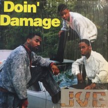 JVC FORCE / DOIN' DAMAGE -2LP- (USED)