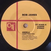BOB JAMES / ANGELA (THEME FROM TAXI) (USED)