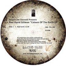 PAUL DAVID GILMAN / COLOURS OF THE EARTH EP