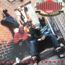 DIAMOND AND THE PSYCHOTIC NEUROTICS / BEST KEPT SECRET (USED)