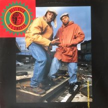 PETE ROCK & C.L.SMOOTH / STRAIGHTEN IT OUT (USED)