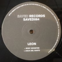 LEON / BODY MONSTER EP (USED)