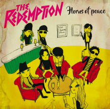 THE REDEMPTION / HORNS OF PEACE -2LP-