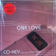 CO-KEY / ONE LOVE feat. FAKE JAM (USED)