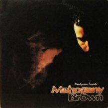 MOODYMANN / MAHOGANY BROWN (国内盤仕様)
