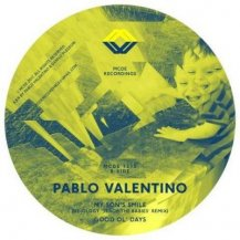 PABLO VALENTINO / MY SON'S SMILE EP (GE-OLOGY REMIX)