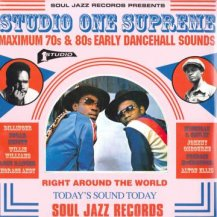 Various / Studio One Supreme: Maximum 70s & 80s Early Dancehall Sounds (3LP)